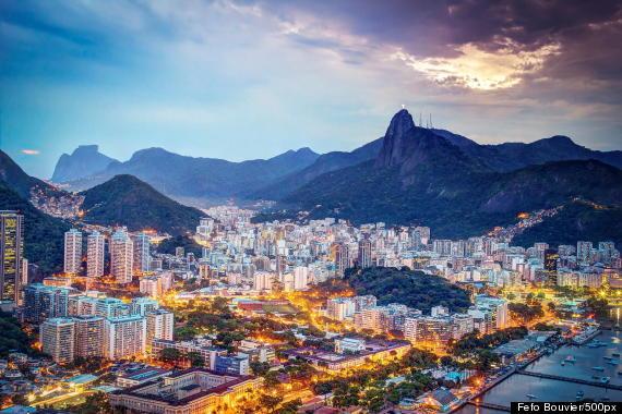 Río de Janeiro's Panorama
